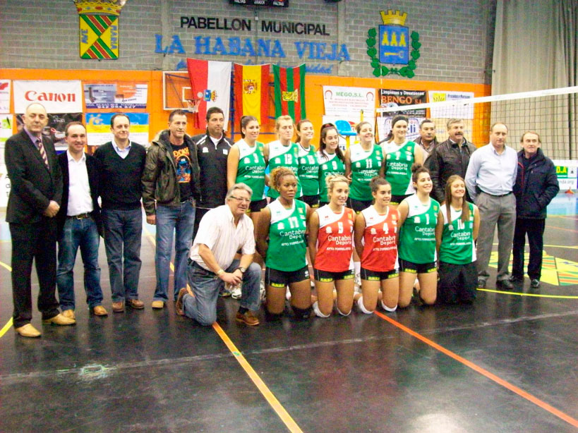 Superliga Club Voleibol Torrealvega
